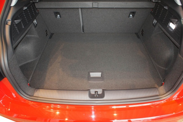 Audi Q2 2016 Onwards Moulded Boot Mat From Simply