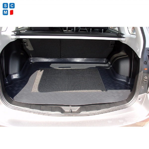 Subaru Forester Sh Mar 2008 To Jan 2013 Moulded Boot