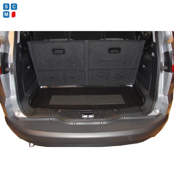 Ford S-Max (MK1; 2006 - Sep 2015) 7-Seats Moulded Boot Mat  sc 1 st  Simply Car Mats & Ford S-Max (MK1; 2006 - Sep 2015) 7-Seats Moulded Boot Mat - from ... markmcfarlin.com