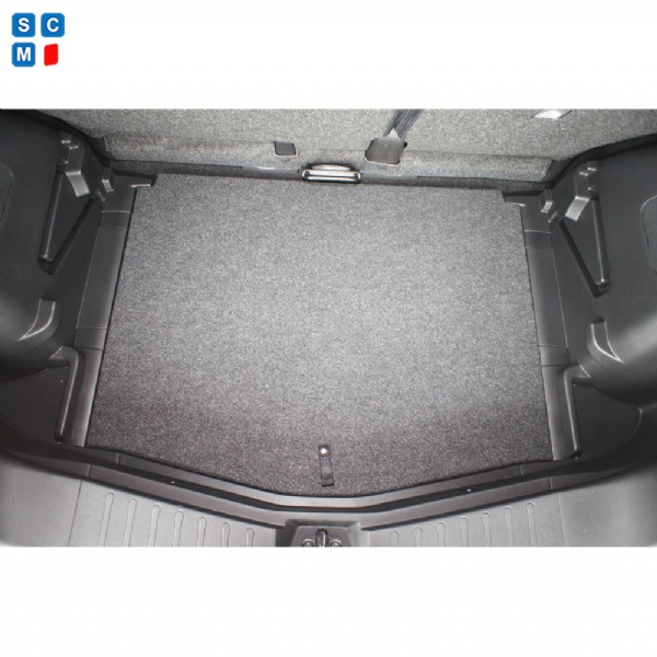 Nissan Note (E12) (Oct 2013 onward) Moulded Boot Mat ...