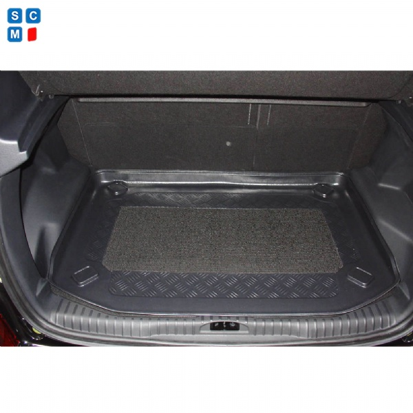 Citroen C3 Picasso 2009 Onward Moulded Boot Mat From Simply Car Mats