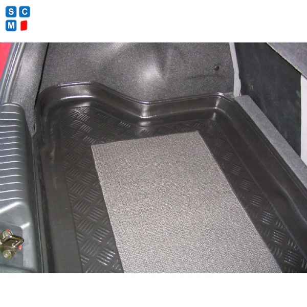 Chevrolet Lacetti Hatchback 2004 to 2011 Moulded Boot Mat ...
