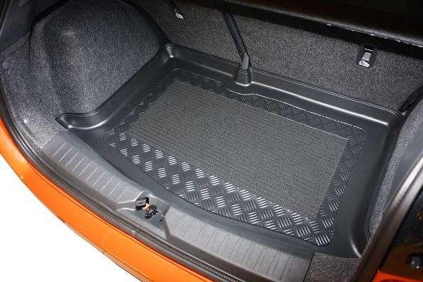 nissan micra k14 mar 2017 onward moulded boot mat. Black Bedroom Furniture Sets. Home Design Ideas