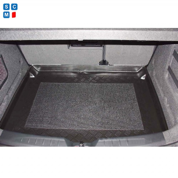 Seat Altea 2004 Onward Moulded Boot Mat From Simply