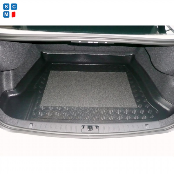 Volvo S60 (Jun 2010 onward) Moulded Boot Mat - from Simply Car Mats