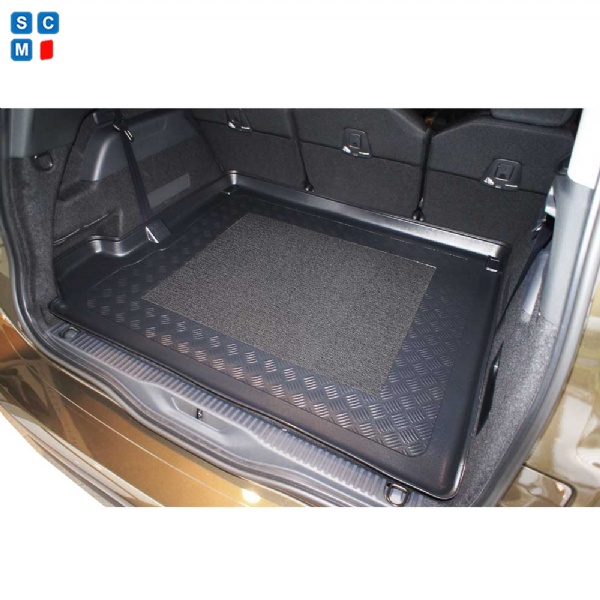 Citroen C4 Grand Picasso 2013 Onward Moulded Boot Mat