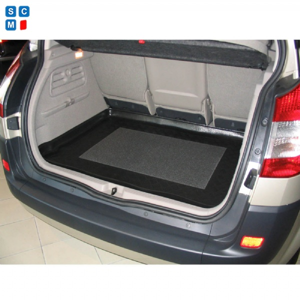 Renault Scenic 2 Jun 2003 To May 2009 Moulded Boot Mat From