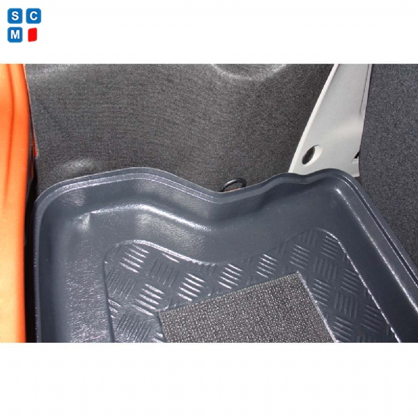 Renault Twingo 2 Jun 2007 2014 Moulded Boot Mat From Simply