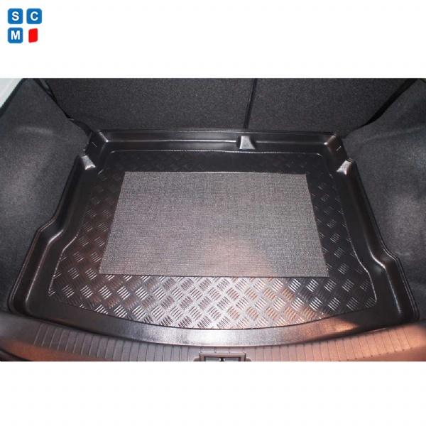 Nissan Qashqai Feb 2007 To Jan 2014 Moulded Boot Mat