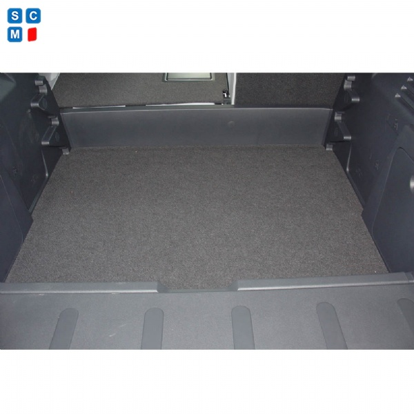 Peugeot  Rubber Car Boot Liner Mat
