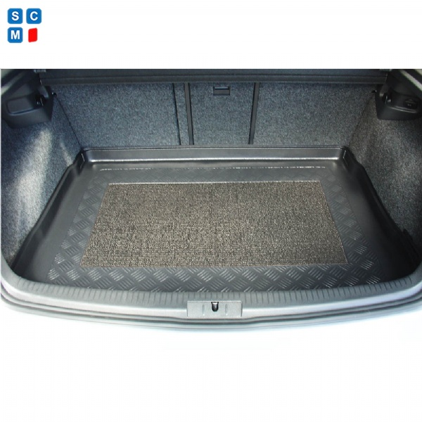 Volkswagen Golf Mk5 2004 2009 Moulded Boot Mat From
