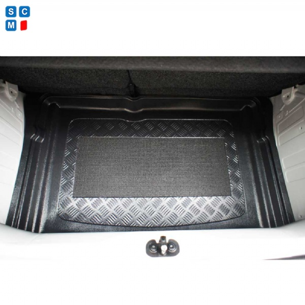 Seat Mii Dec 2011 Onward Moulded Boot Mat