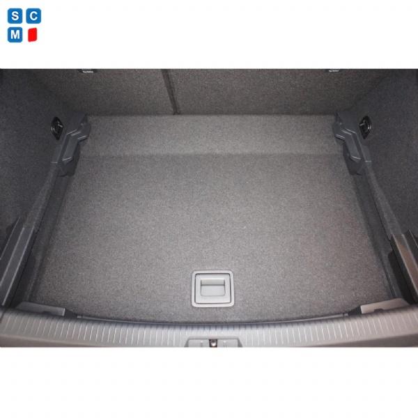Volkswagen Golf Mk7 2013 Onwards Moulded Boot Mat Upper