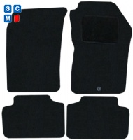 Alfa Romeo GT 2004 - Onwards Fitted Car Floor Mats product image