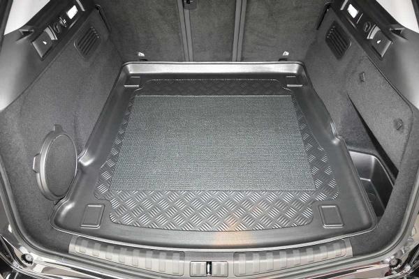 Alfa Romeo Stelvio 2017 - Onwards Moulded Boot Mat image 2