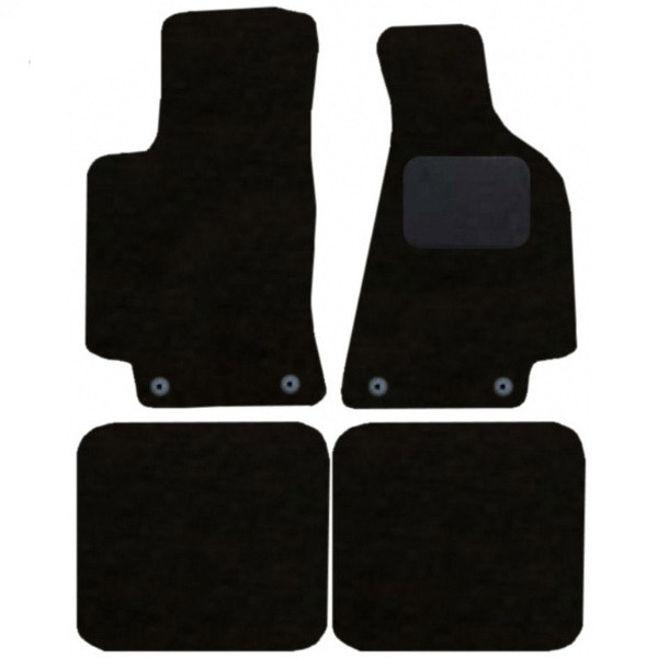 Audi 80 (B4) Convertible Fitted Car Floor Mats product image