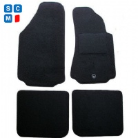 Audi 80 (1991 - 1996) Fitted Car Floor Mats product image