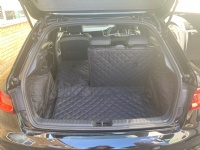 Audi A1 (2018 - Onwards) Quilted Waterproof Boot Liner