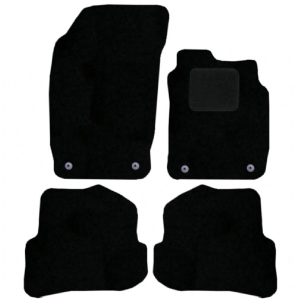 Audi A1 (8X; Sep 2010 - 2018) Fitted Car Floor Mats product image
