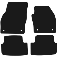 Audi A1 (GB;  2018 - Onwards) Fitted Car Floor Mats product image