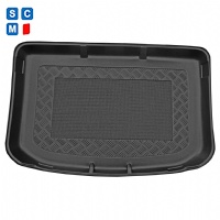 Audi A1 Sportback (8X; Jan 2012 - 2018) Moulded Boot Mat