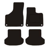 Audi A3 / S3 Convertible 2008 - 2013 (8P) Fitted Car Floor Mats product image