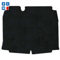 Audi A3 / S3 / RS3 Sportback 2003 - 2012 (8P)(5 Door) Fitted Boot Mat  product image