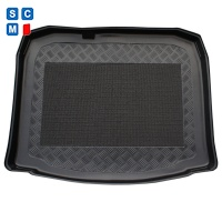Audi A3 / S3 / RS3 Sportback (8P Facelift; 2008 - 2013) (5 Door) Moulded Boot Mat product image
