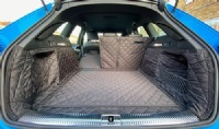 Audi A4 Avant (2020 - Onwards) Quilted Boot Liner