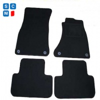 Audi A4 / S4 / RS4 Avant (B8; Feb 2008 - 2015) Fitted Car Floor Mats product image