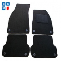 Audi A4 / S4 / RS4 Convertible (B7; 2006 - 2009) Fitted Car Floor Mats product image