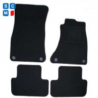 Audi A4 / S4 / RS4 Saloon (B8; 2008 - 2015) Fitted Car Floor Mats product image