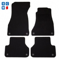 Audi A4 / S4 / RS4 Saloon (B9; 2015 onwards) Fitted Car Floor Mats product image