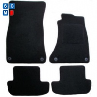 Audi A5 / S5 / RS5 Convertible 2009 - 2016 (B8) Fitted Car Floor Mats product image