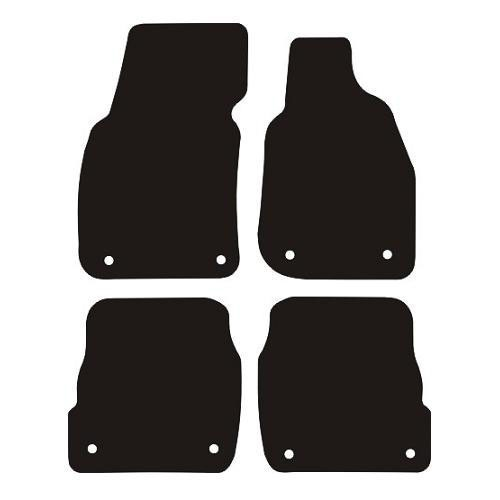 Audi A6 / S6 Avant (C5; 1997 - 2005) Fitted Car Floor Mats product image