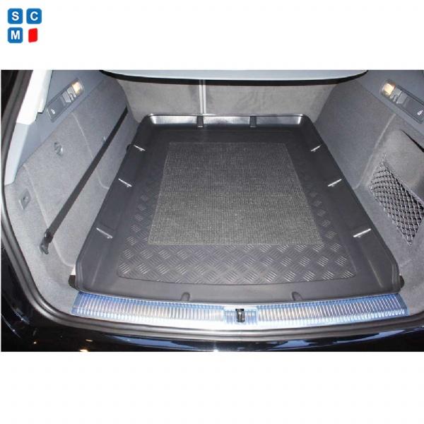 Audi A6 / S6 / RS6 Avant (C7; 2011 - 2018) Moulded Boot Mat image 2