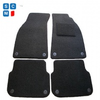 Audi A6 / S6 / RS6 Saloon (C6; 2004 - 2009) (38cm rear locator spacings)   Mats