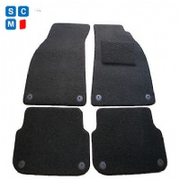 Audi A6 / S6 / RS6 Saloon (C6; 2009 - 2011) (34cm rear locator spacings)   Mats