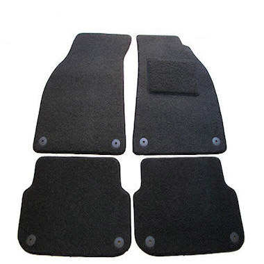 Audi A6 / S6 / RS6 Saloon (C6; 2009 - 2011) (34cm rear locator spacings) Fitted Floor Mats product image