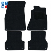 Audi A6 / S6 / RS6 Saloon (C7; 2011 - 2018) Fitted Car Floor Mats product image
