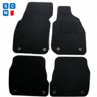Audi A6 / S6 / RS6 Saloon (C5; 1997 - 2004)  Car  Mats