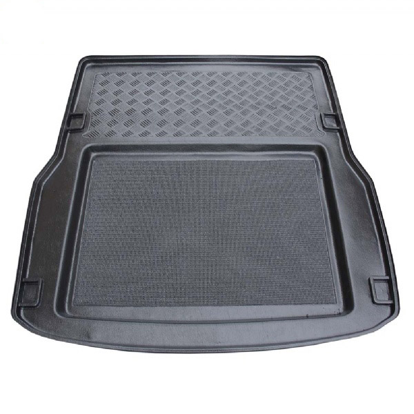 Audi A8 Saloon D3 Nov 2002 To 2009 Moulded Boot Mat