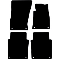Audi A8 / S8 (D3) Saloon 2002 - 2010 (LWB) Fitted Car Floor Mats product image