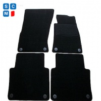 Audi A8 / S8 (D3) Saloon 2002 - 2010 (SWB) Fitted Car Floor Mats product image
