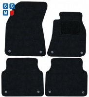Audi A8 / S8 (D4) Saloon 2010 - 2018 (SWB) Fitted Car Floor Mats product image