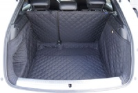 Audi Q3 (2012 onwards) lower boot Quilted Waterproof Boot Liner