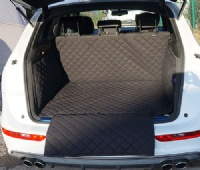Audi Q5 2008 - 2017 Quilted Waterproof Boot Liner