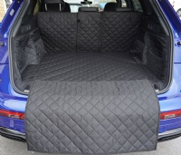 Audi Q5 2020 onwards (Hybrid) Quilted Waterproof Boot Liner