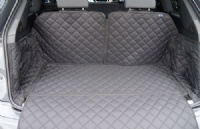 Audi Q7 (2015 onwards) Quilted Waterproof Boot Liner (7 Seat Mode)