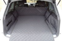Audi Q7 (2006 - 2015) Quilted Waterproof Boot Liner